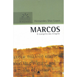 Marcos - Comentários Expositivos Hagnos