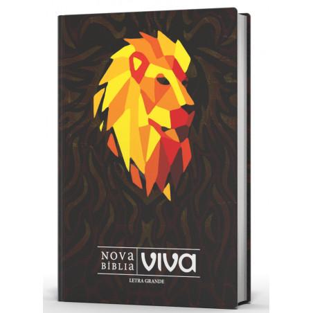 Nova Bíblia Viva - Leão...