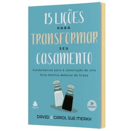 15 lições para transformar...