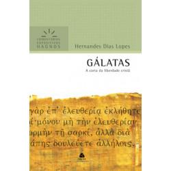 Gálatas - Comentários Expositivos Hagnos