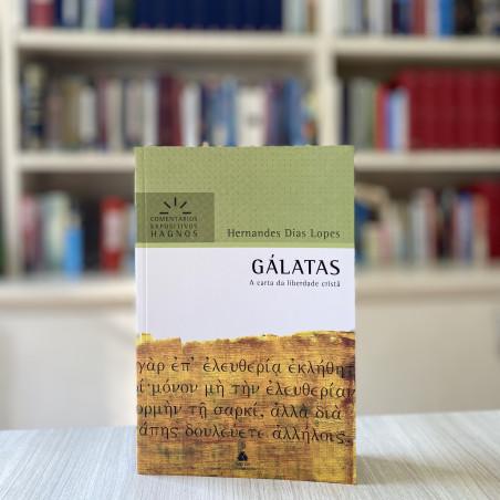 Gálatas - Comentários...