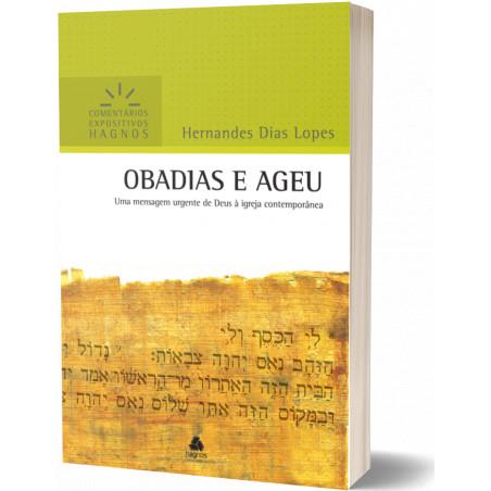 Obadias e Ageu -...
