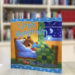 Urso Benjamim diz boa noite