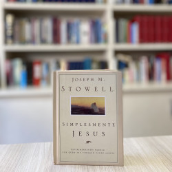 Simplesmente Jesus - Capa Dura