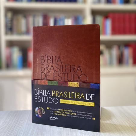 Bíblia Brasileira de Estudo...