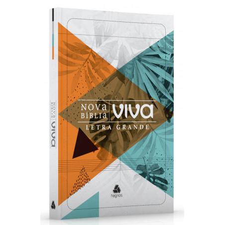 Nova Bíblia Viva - Natureza...