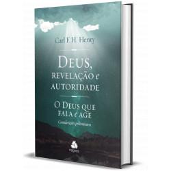 Deus, revelação e autoridade