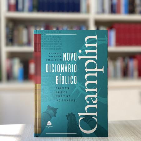 Novo dicionário bíblico...